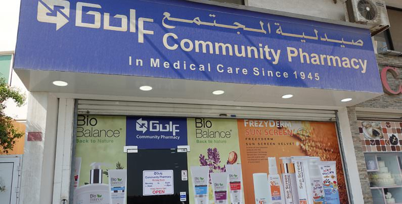 Community Pharmacy External